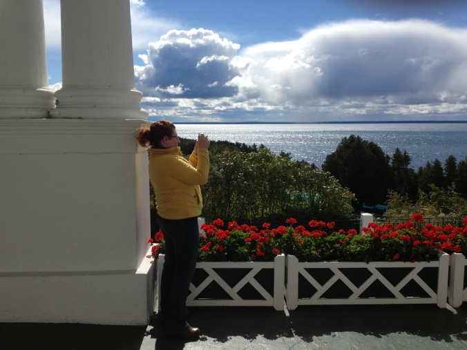 At Mackinac Island